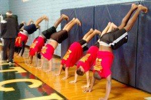 cpd  handstand