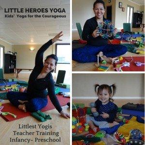 Littlest Yogis Teacher Training